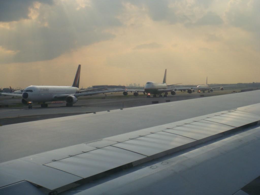 L'avion est le transport le plus sûr