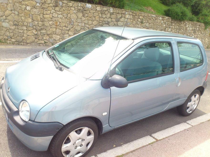 Ma Renault Twingo Authentique