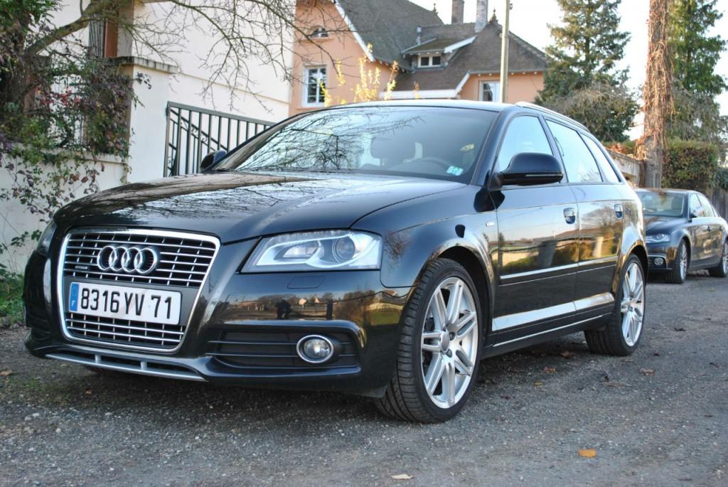 Audi A3, 5 portes, édition 2008