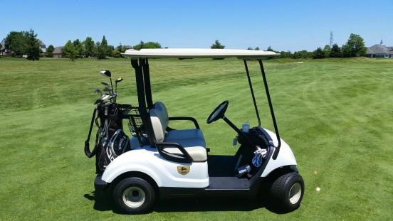 voiturette-golf-electrique