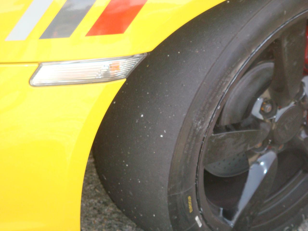 pneu lisse